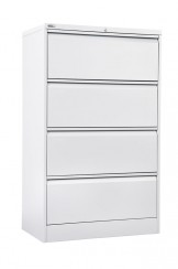 GO LATERAL 4 DRAWER FILING CABINET